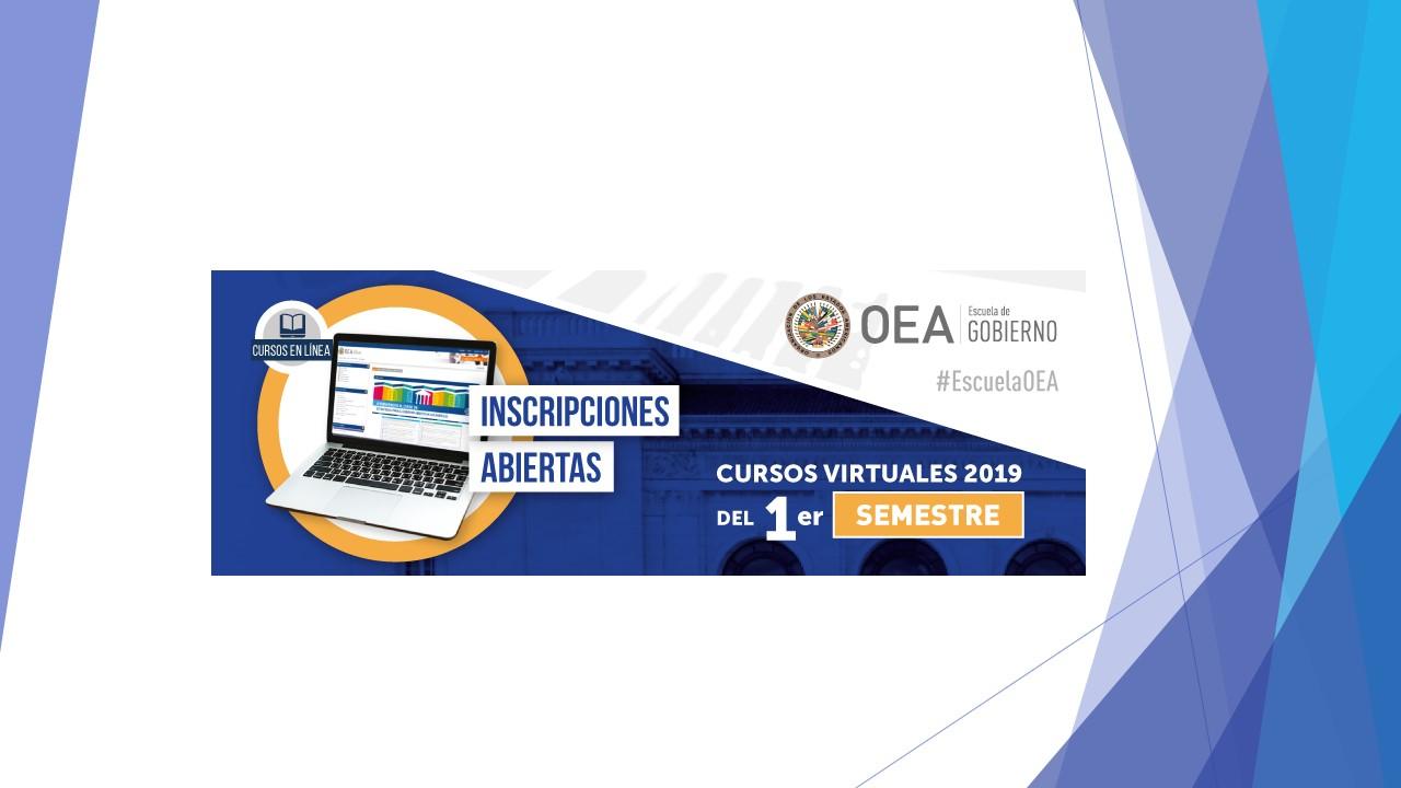 CURSO VIRTUAL COMPRAS PÚBLICAS SOSTENIBLES