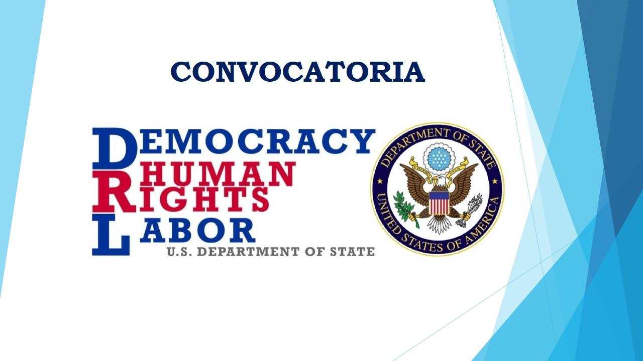 FONDO DE INNOVACIÓN PARA LA EVALUACIÓN - ENSAYANDO ENFOQUES DE EVALUACIÓN EN DEMOCRACIA Y DERECHOS HUMANOS