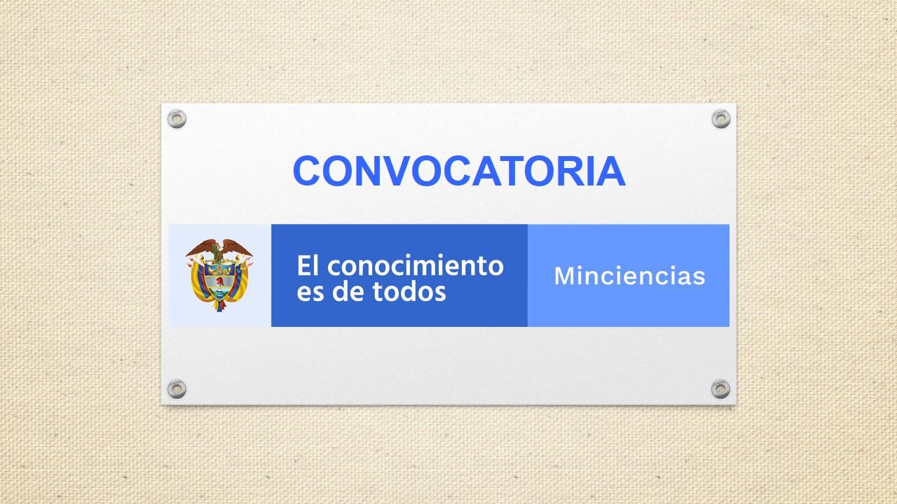INDEXACIÓN DE REVISTAS CIENTÍFICAS COLOMBIANAS ESPECIALIZADAS - PUBLINDEX 2020