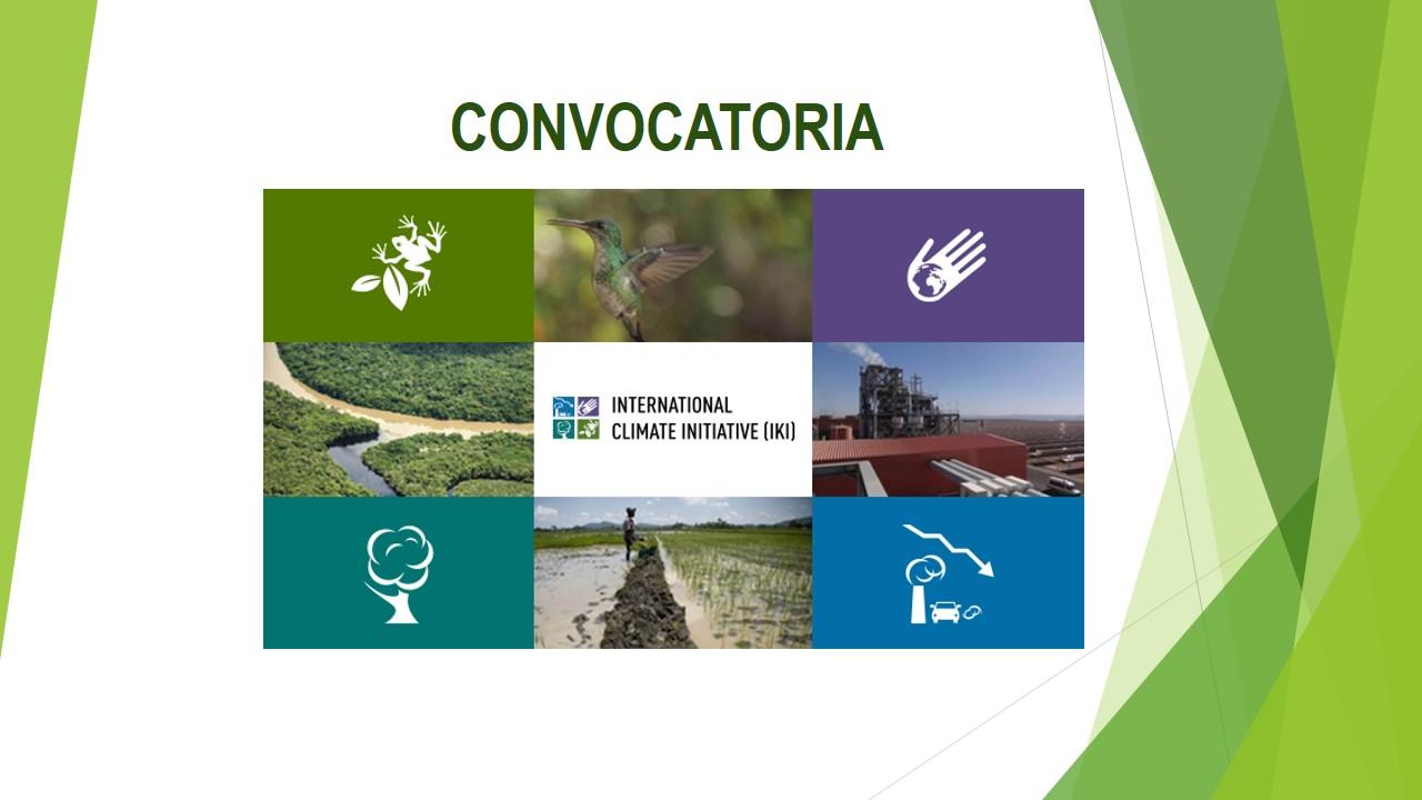 IDEAS DE PROGRAMAS PARA LA ACCIÓN CLIMÁTICA GLOBAL Y LA CONSERVACIÓN DE LA BIODIVERSIDAD