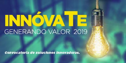CONCURSO INNÓVATE 2019: GENERANDO VALOR, CONVOCATORIA REGIONAL